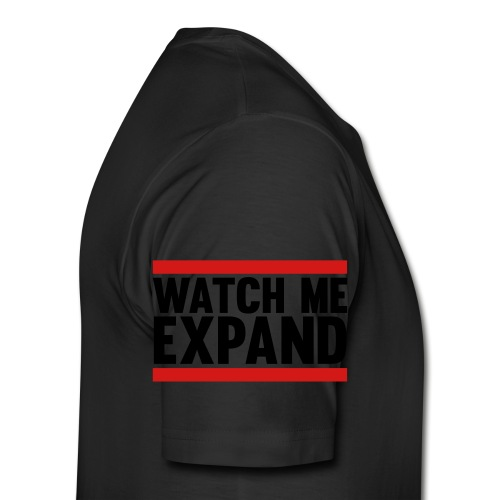 Watch Me Expand - Men's Premium T-Shirt