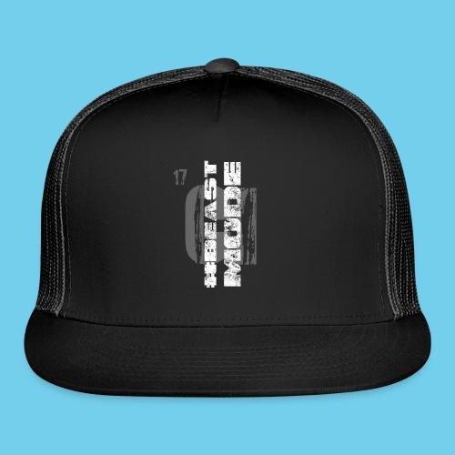 #BeastMode- Men's LS Tee - Trucker Cap