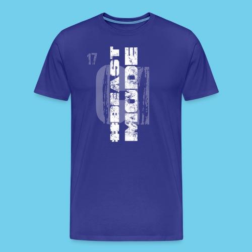 #BeastMode- Men's LS Tee - Men's Premium T-Shirt