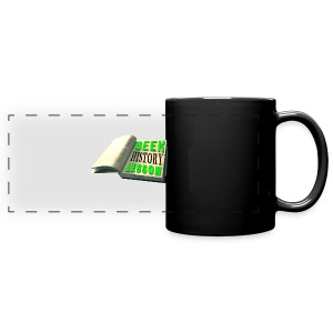 Geek History Lesson Mug - Full Color Panoramic Mug