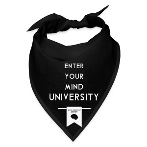 Enter Your Mind University Mug - Bandana