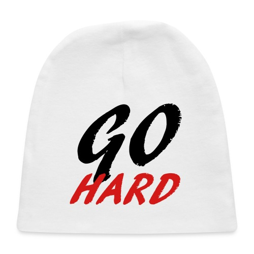Go Hard - Baby Cap