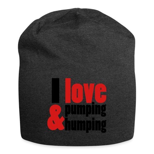 I Love Pumping - Jersey Beanie