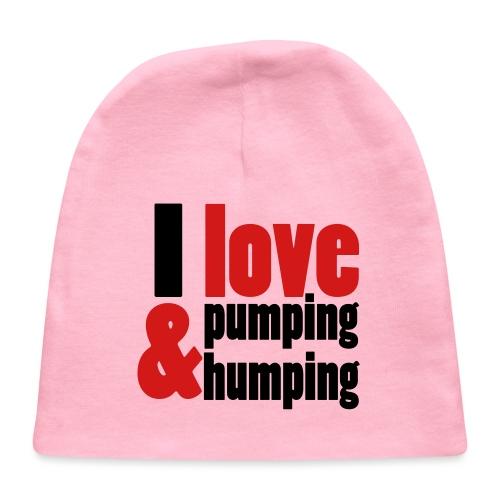 I Love Pumping - Baby Cap
