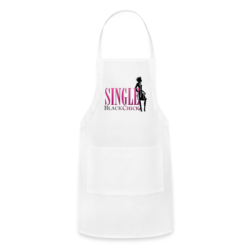 Single Black Chick - Adjustable Apron