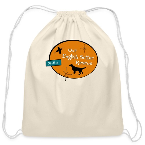 Mens OESR Logo T-Shirt - Cotton Drawstring Bag