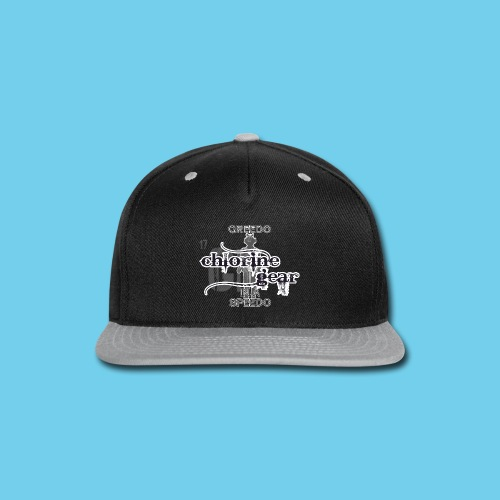 Greedo in a speedo- Men's Sweatshirt - Snap-back Baseball Cap