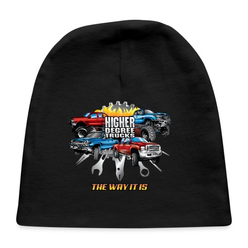 Higher Degree Trucks FRONT - Baby Cap