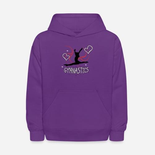 Gymnastics T-Shirt - Kids' Hoodie