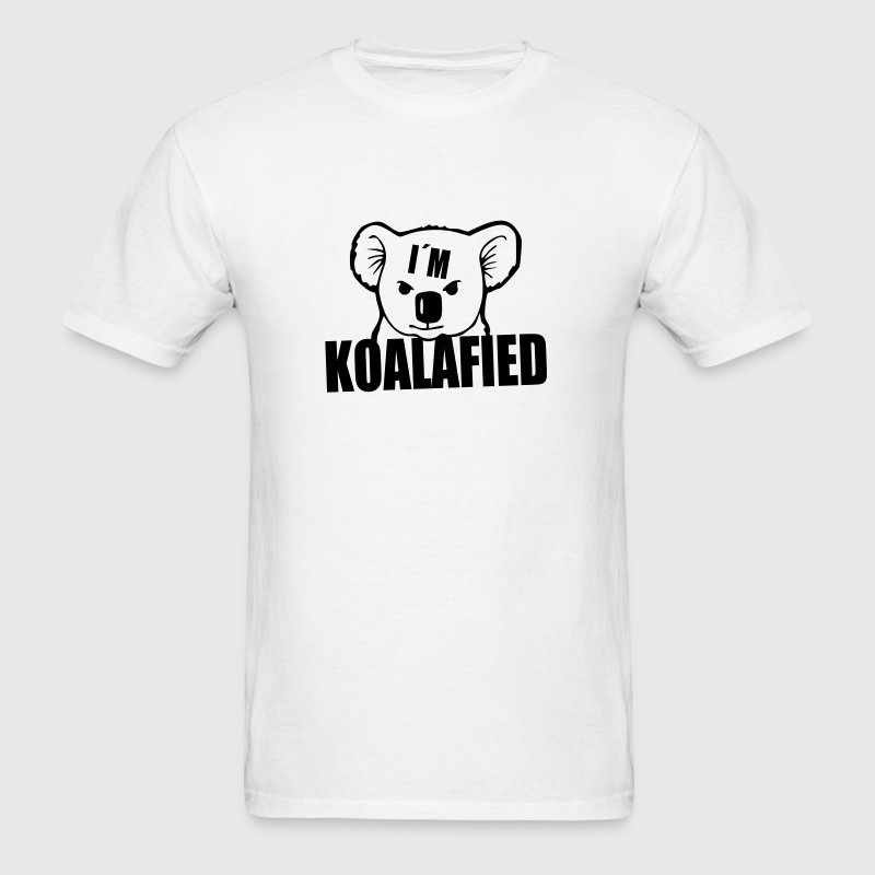 I'm Koalafied T-Shirts - Men's T-Shirt