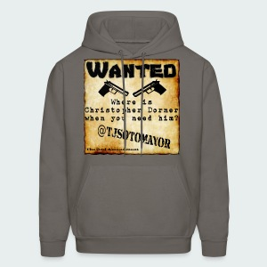 Where is Christopher Dorner - Men's Hoodie