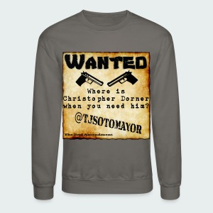 Where is Christopher Dorner - Crewneck Sweatshirt