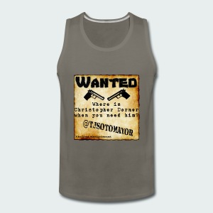 Where is Christopher Dorner - Men's Premium Tank