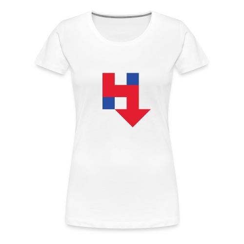 Hillvetica Tank (womens) - Women's Premium T-Shirt
