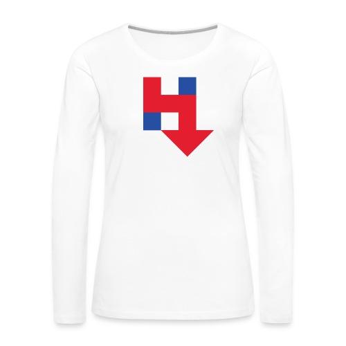 Hillvetica Tank (womens) - Women's Premium Long Sleeve T-Shirt