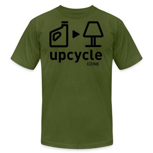 Upcycle Carton to Lamp t-shirt - Men's  Jersey T-Shirt