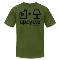 Upcycle Carton to Lamp t-shirt - Men's Fine Jersey T-Shirt