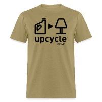 Upcycle Carton to Lamp t-shirt - Men's T-Shirt