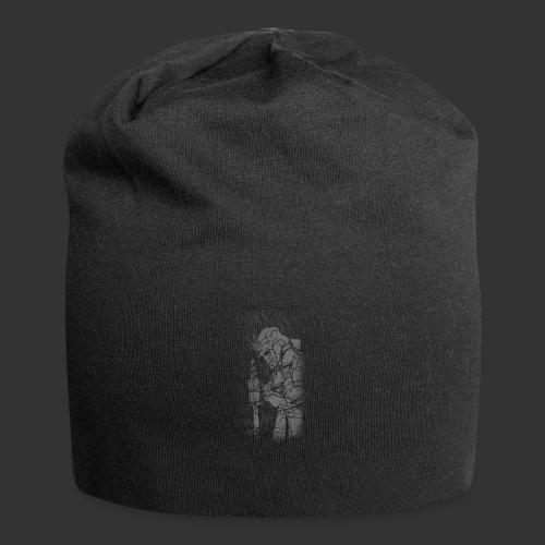Samurai (Digital Print) - Jersey Beanie