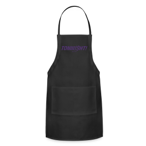 TONIII19HT- Ladies Longer Length Fitted Tank 2 - Adjustable Apron