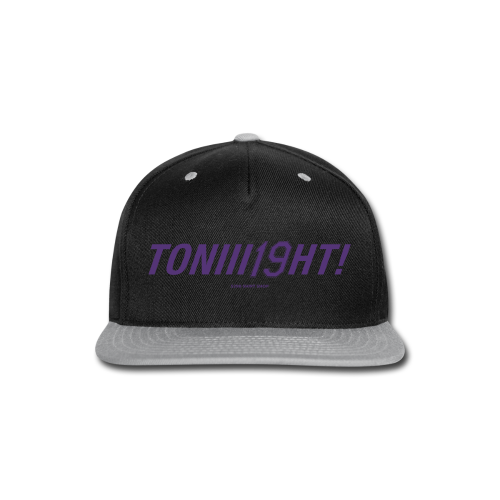 TONIII19HT - Snap-back Baseball Cap