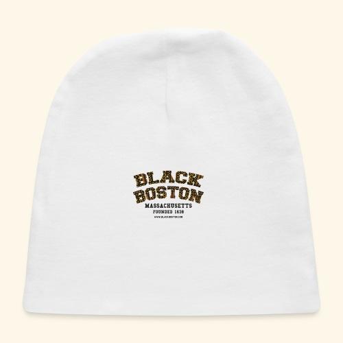 Boston Black Coffee Mug a Black Boston souvenir - Baby Cap