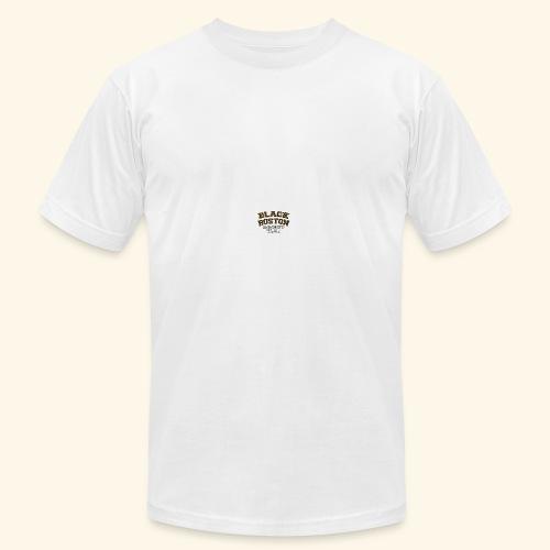 Boston Black Coffee Mug a Black Boston souvenir - Men's Fine Jersey T-Shirt