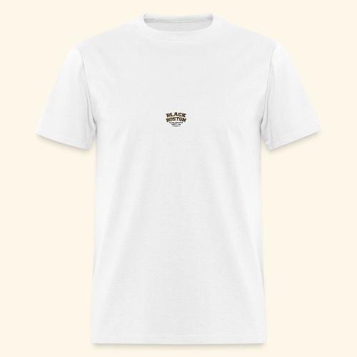 Boston Black Coffee Mug a Black Boston souvenir - Men's T-Shirt