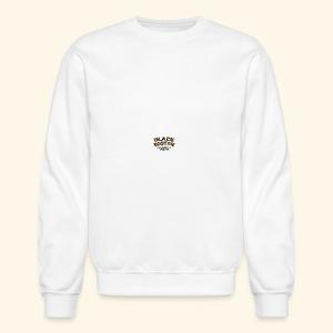 Boston Black Coffee Mug a Black Boston souvenir - Crewneck Sweatshirt