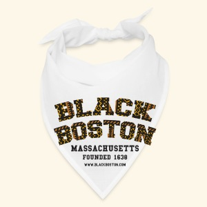 Boston Black Coffee Mug a Black Boston souvenir - Bandana