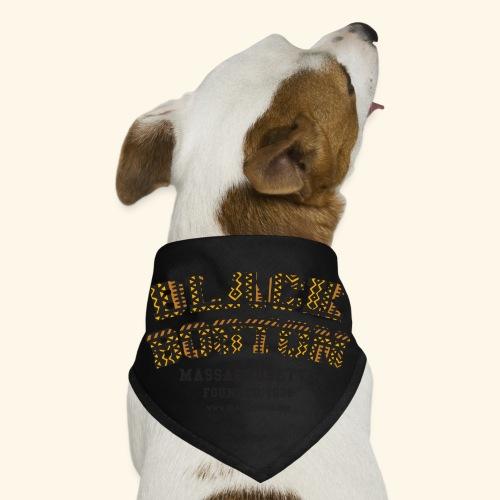 Boston Black Coffee Mug a Black Boston souvenir - Dog Bandana