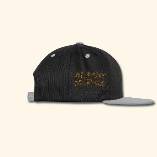 Boston Black Coffee Mug a Black Boston souvenir - Snap-back Baseball Cap