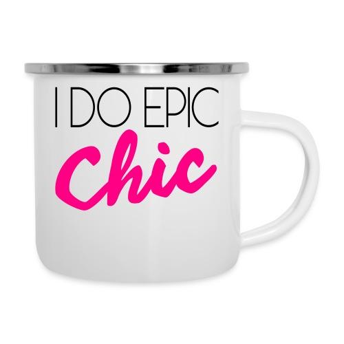 I Do Epic Chic! - Camper Mug