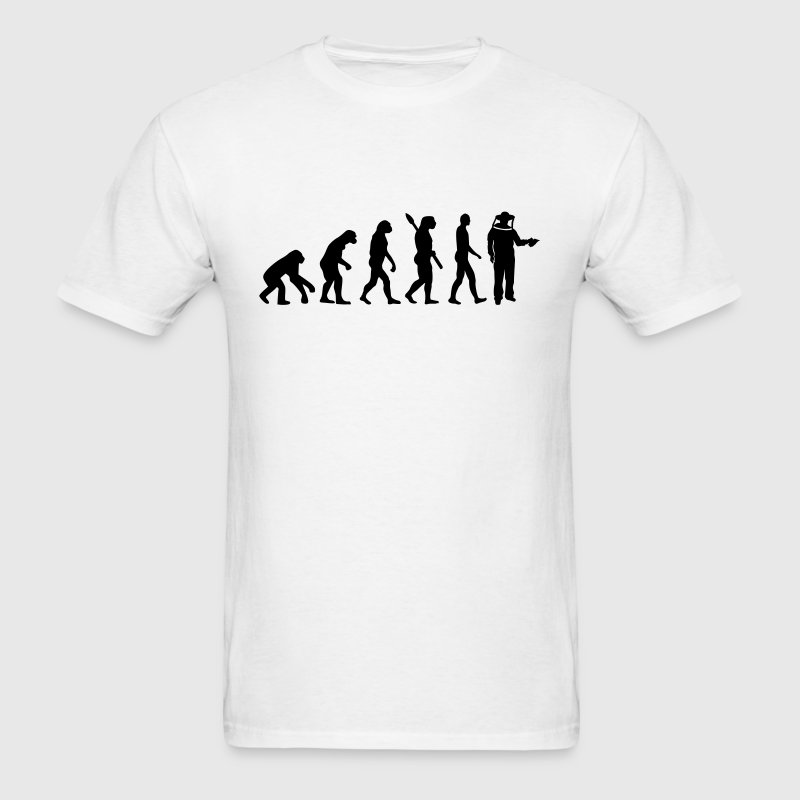 Evolution Beekeeper T-Shirts - Men's T-Shirt