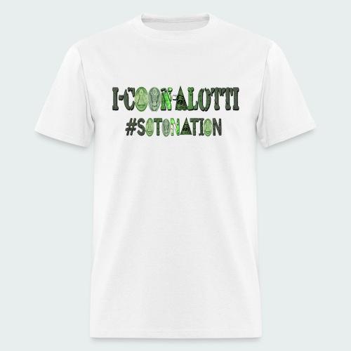 I COON ALOTTI - Men's T-Shirt