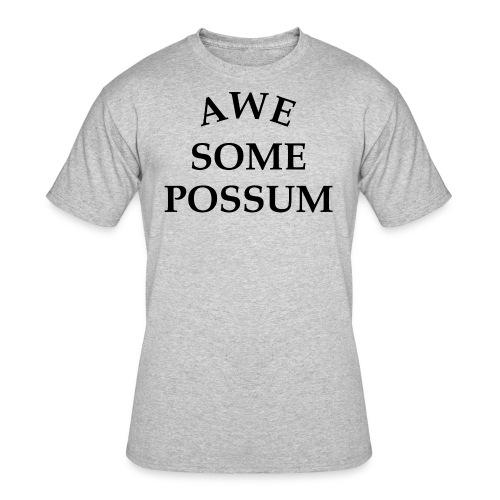 Awesome Possum - Men's 50/50 T-Shirt