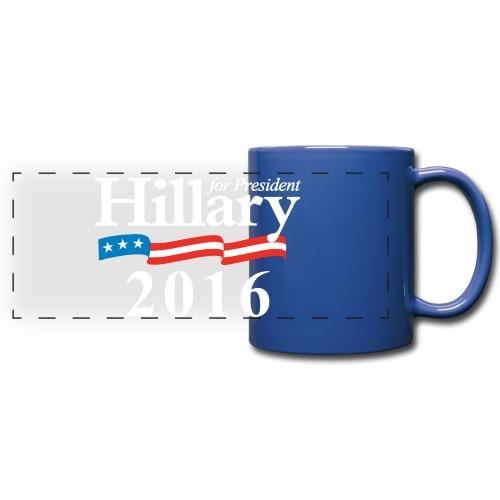 Hillary 2016 - Full Color Panoramic Mug