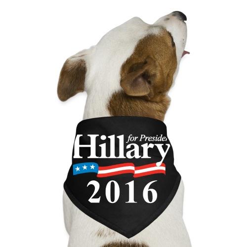 Hillary 2016 - Dog Bandana