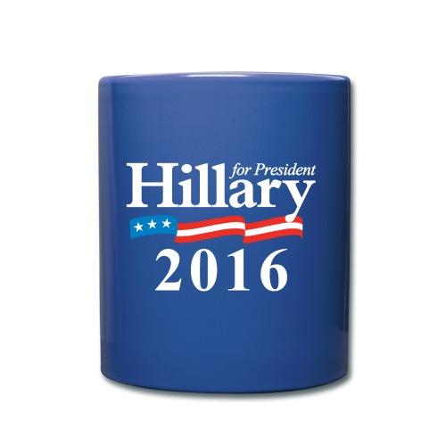 Hillary 2016 - Full Color Mug