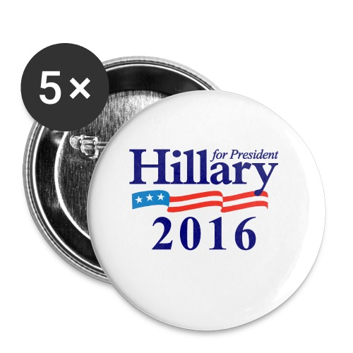 Hillary 2016 - Small Buttons
