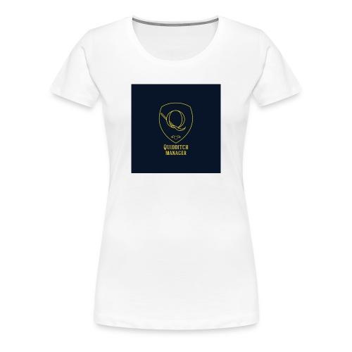 Buttons - Women's Premium T-Shirt