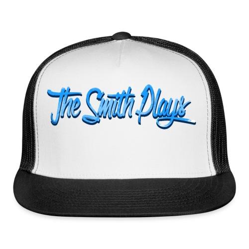 TheSmithPlays Classic Blue - Trucker Cap