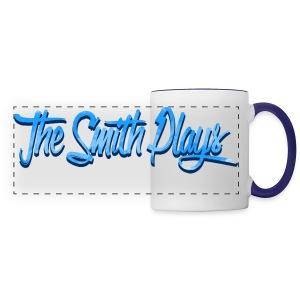 TheSmithPlays Classic Blue - Panoramic Mug