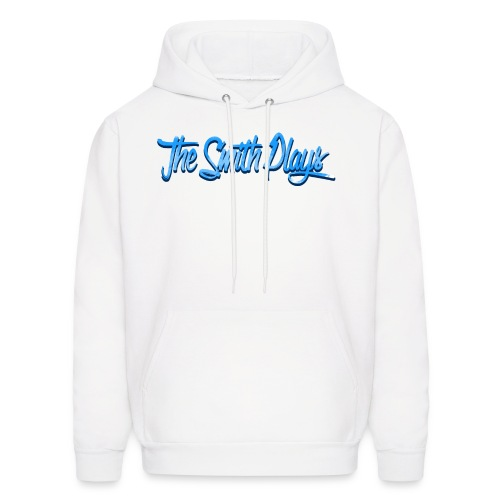 TheSmithPlays Classic Blue - Men's Hoodie
