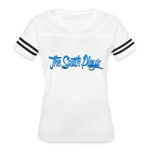 TheSmithPlays Classic Blue - Women's Vintage Sport T-Shirt