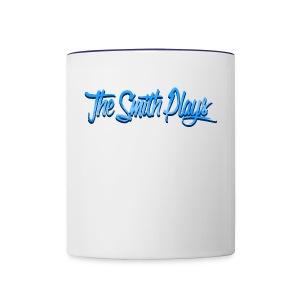 TheSmithPlays Classic Blue - Contrast Coffee Mug