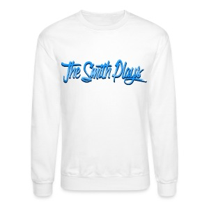 TheSmithPlays Classic Blue - Crewneck Sweatshirt