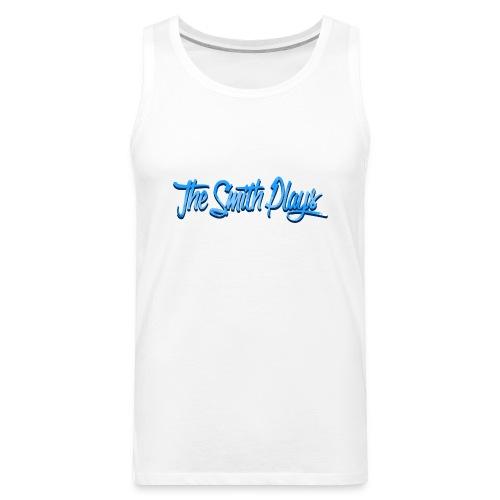 TheSmithPlays Classic Blue - Men's Premium Tank
