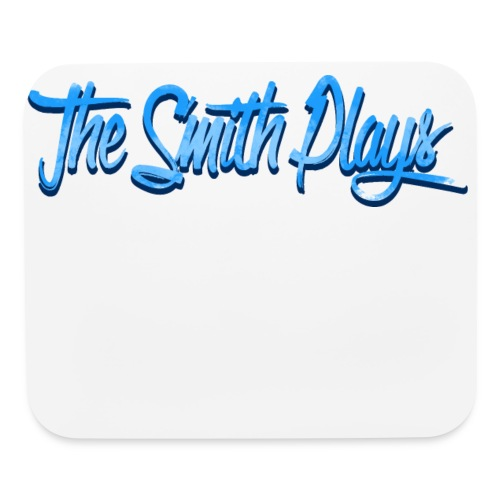 TheSmithPlays Classic Blue - Mouse pad Horizontal