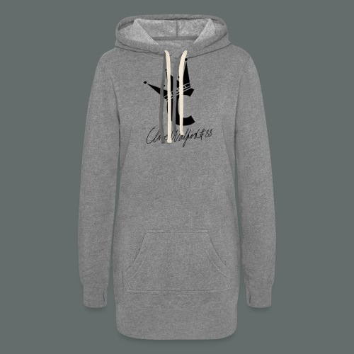Men's T-Shirt - Women's Hoodie Dress